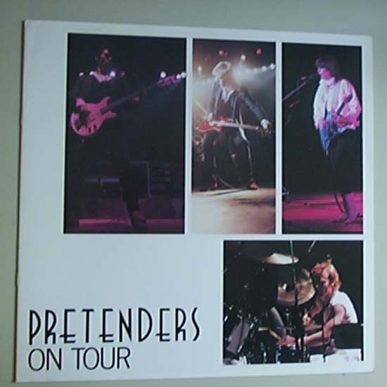 PRETENDERS - On Tour 1981