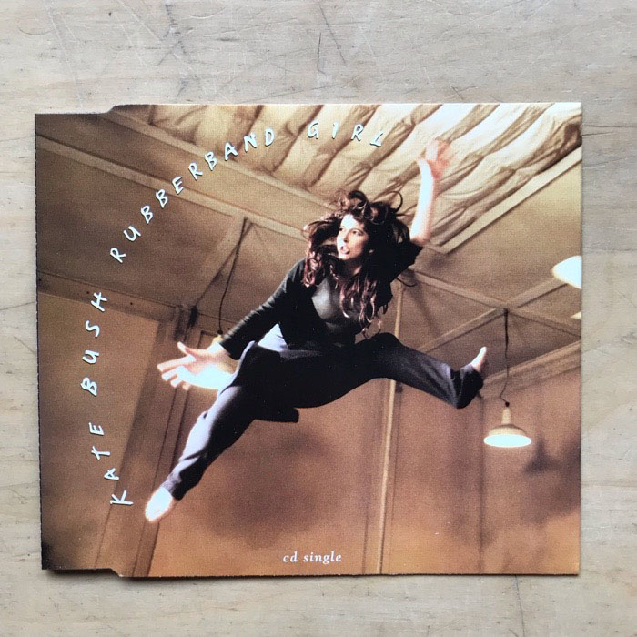 KATE BUSH - Rubberband Girl Single