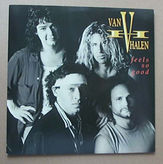 VAN HALEN - FEELS SO GOOD