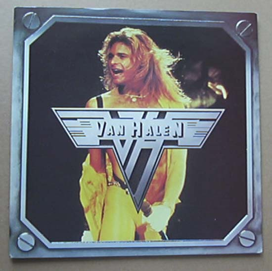 VAN HALEN - RUNNING WITH THE DEVIL