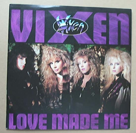 VIXEN - Love Made Me Album