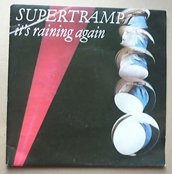 supertramp it 39 s raining again 7 p s dutch ebay. Black Bedroom Furniture Sets. Home Design Ideas