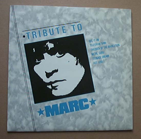 Tribute To Marc Bolan