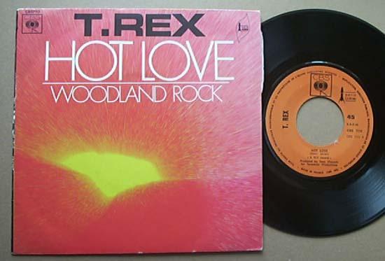 T-REX - HOT LOVE