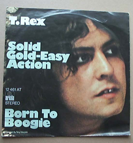 T-REX - SOLID GOLD EASY ACTION