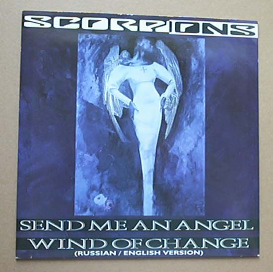 SCORPIONS - Send Me An Angel Album