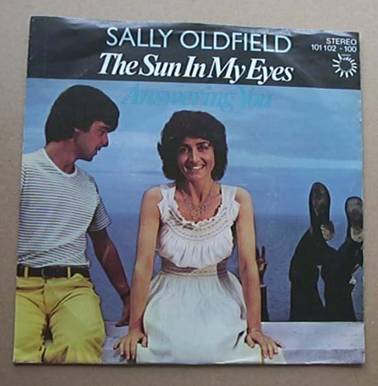 SALLY OLDFIELD - SUN IN MY EYES