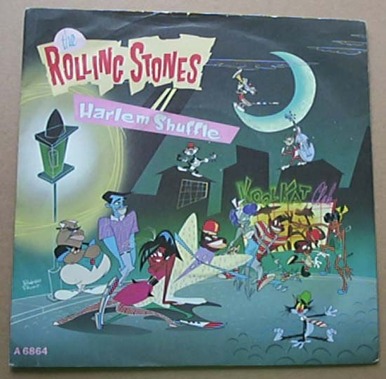 Rolling Stones Harlem Shuffle Records Lps Vinyl And Cds