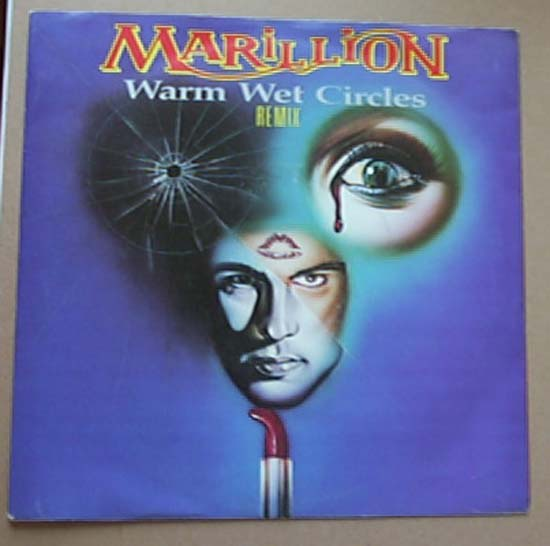 MARILLION - Warm Wet Circles Album