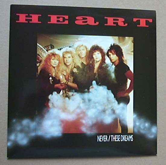 HEART - Never/these Dreams