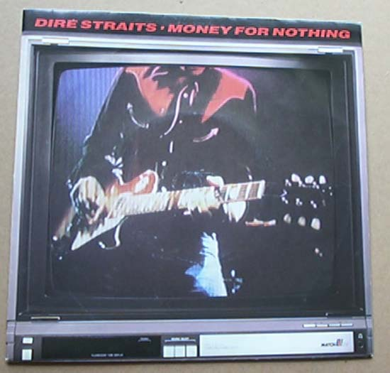 DIRE STRAITS - Money For Nothing EP