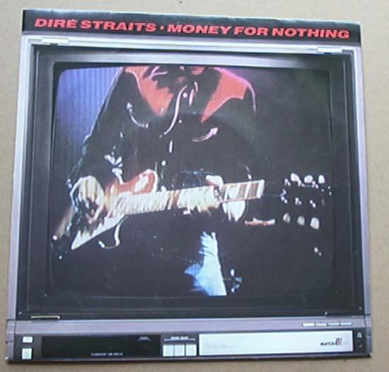 DIRE STRAITS - Money For Nothing Vinyl