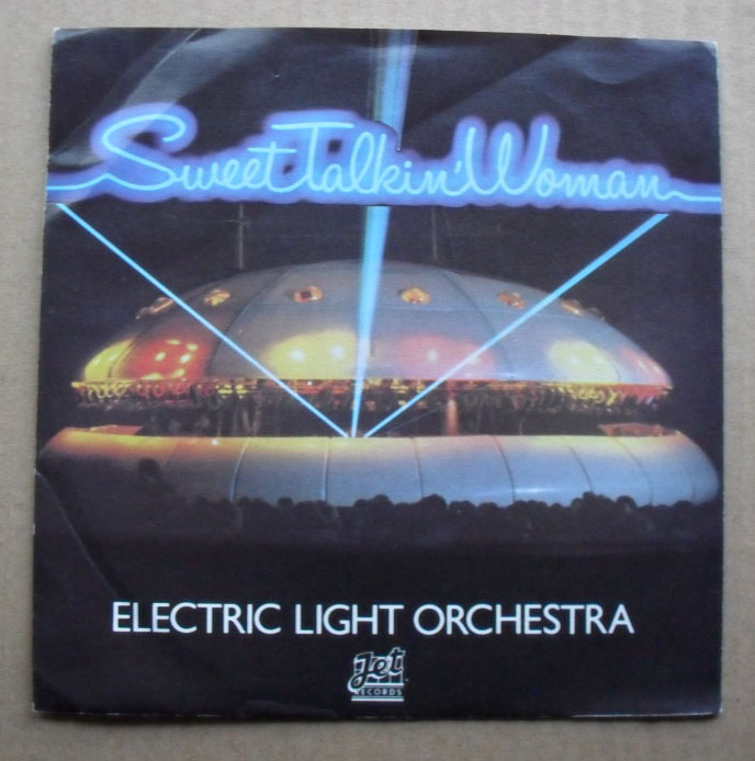 Elo Sweet Talkin Woman Records Lps Vinyl And Cds