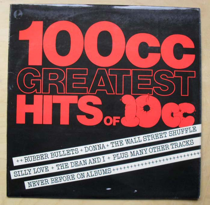 10CC - GREATEST HITS OF 10CC