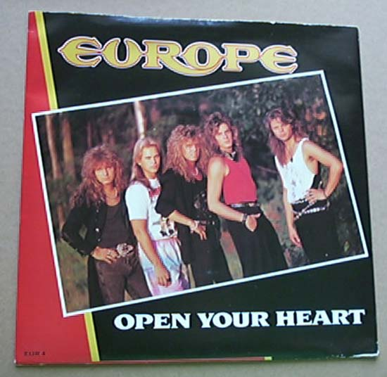 EUROPE - Superstitious Record