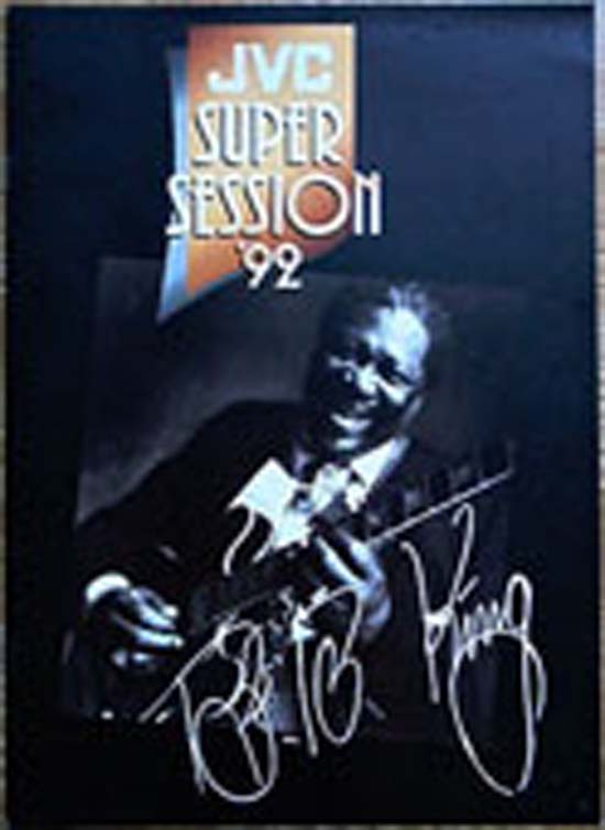 B B KING - JVC SUPER SESSION 1992