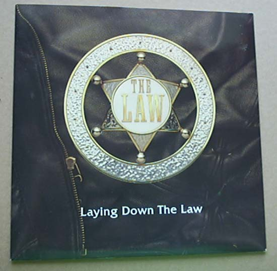 LAW - LAYING DOWN THE LAW