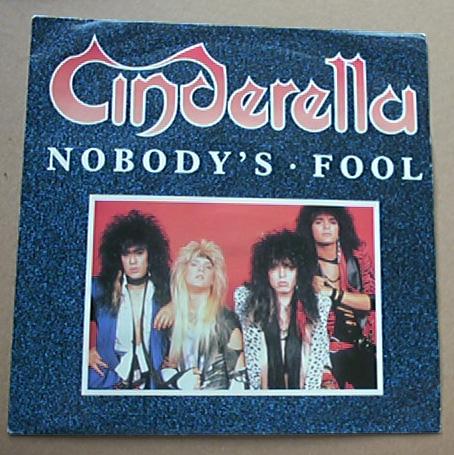 CINDERELLA - Nobody's Fool Album