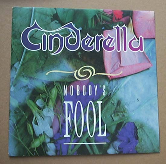 CINDERELLA - Nobody's Fool LP