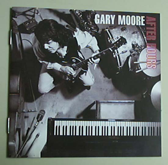 GARY MOORE - After Hours Album
