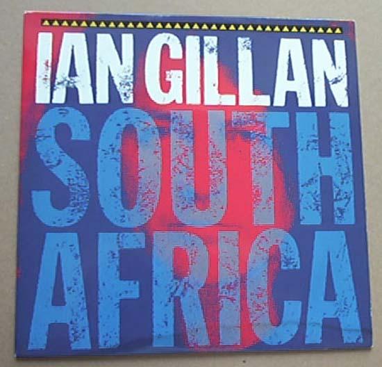 IAN GILLAN - SOUTH AFRICA