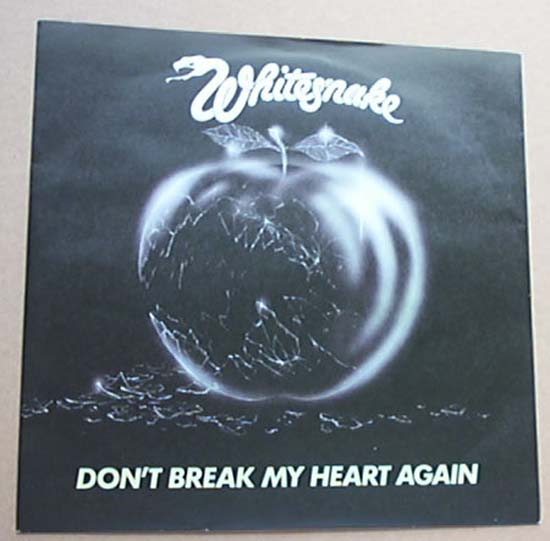 WHITESNAKE - Don't Break My Heart