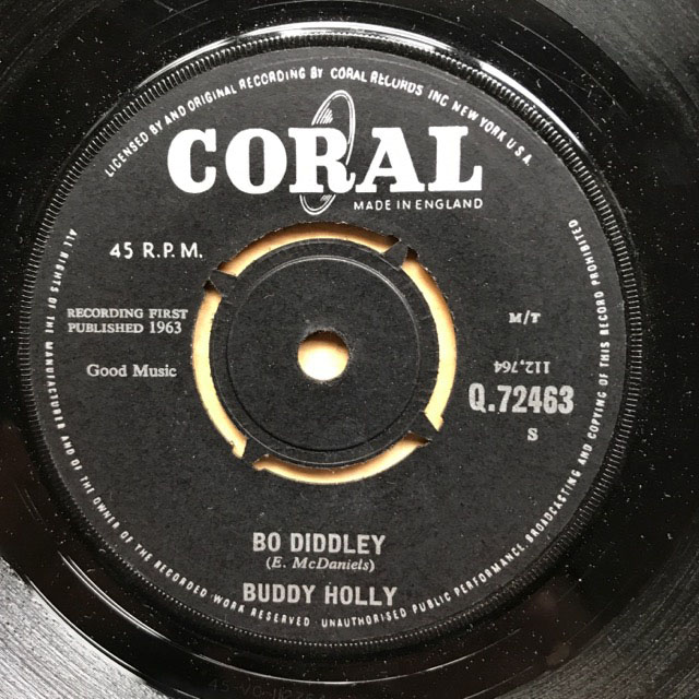 Bo Diddley - BUDDY HOLLY