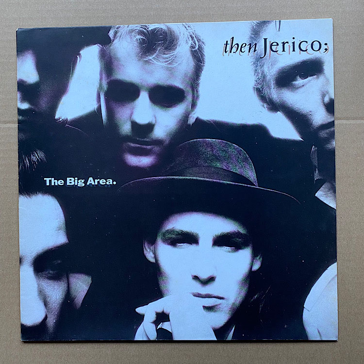 THEN JERICO - Big Area Album