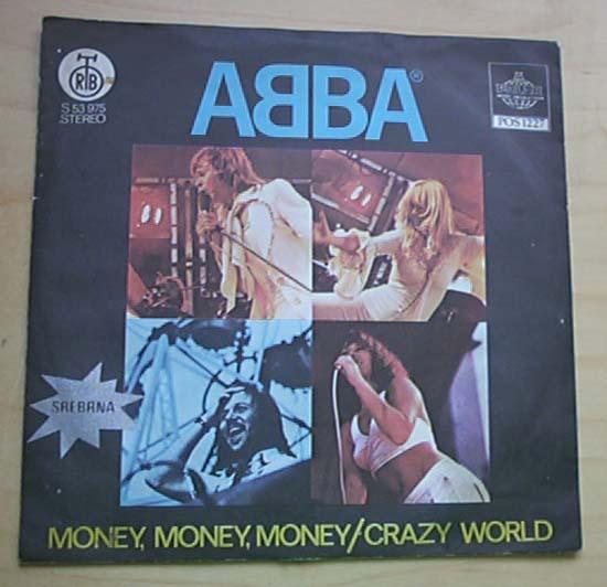ABBA - MONEY,MONEY,MONEY