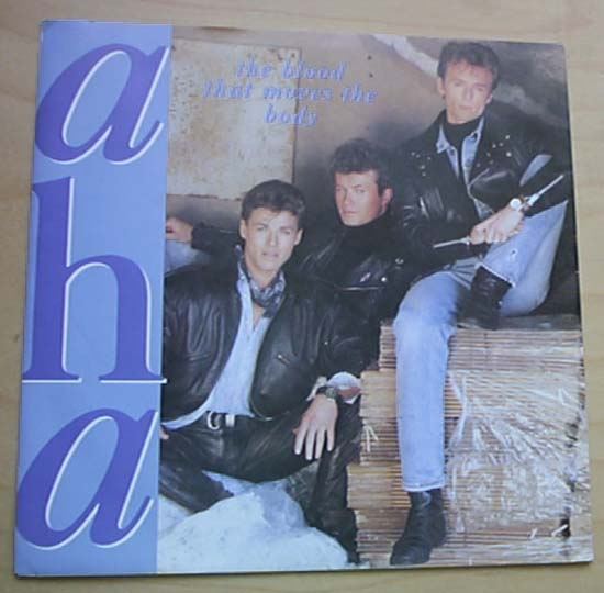 A-HA - BLOOD THAT MOVES THE BODY