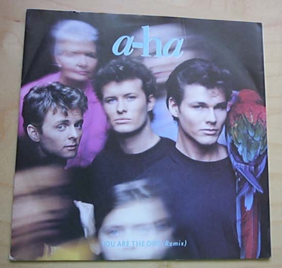 A-HA - You Are The One Record