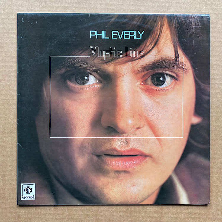 PHIL EVERLY - Mystic Line CD