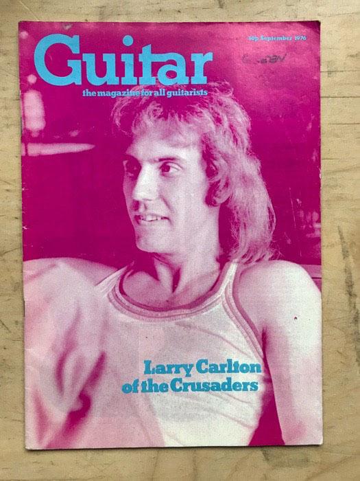 LARRY CARLTON - GUITAR