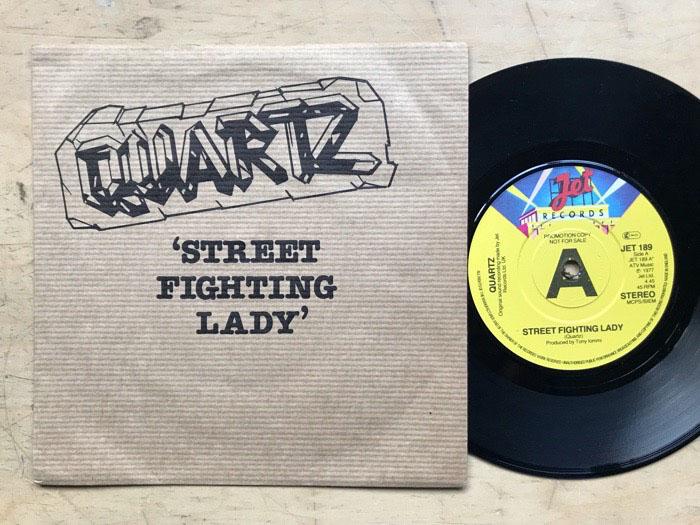 QUARTZ - STREET FIGHTING LADY