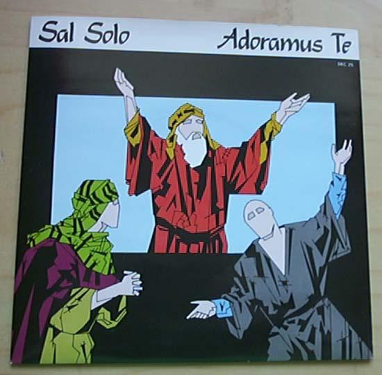 SAL SOLO - ADORAMUS