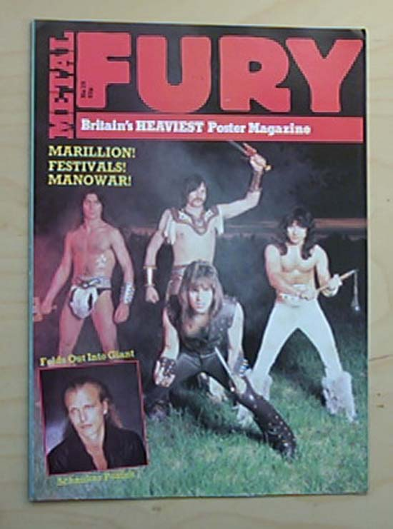 Metal Fury No19
