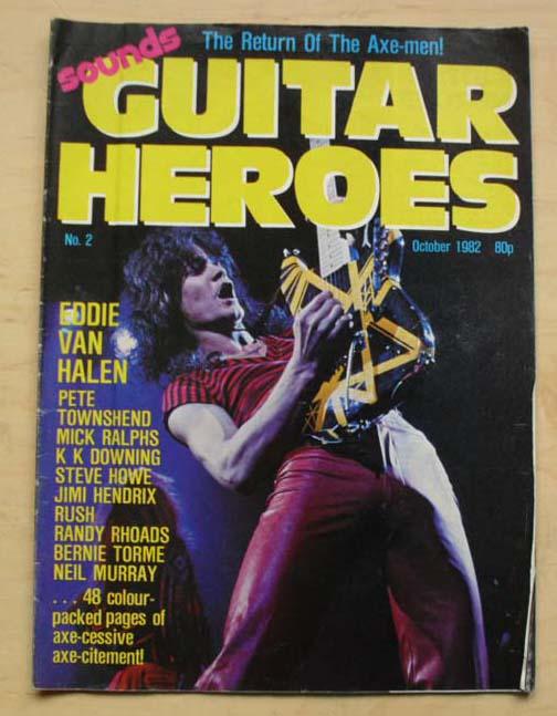 VAN HALEN - Guitar Heroes #2