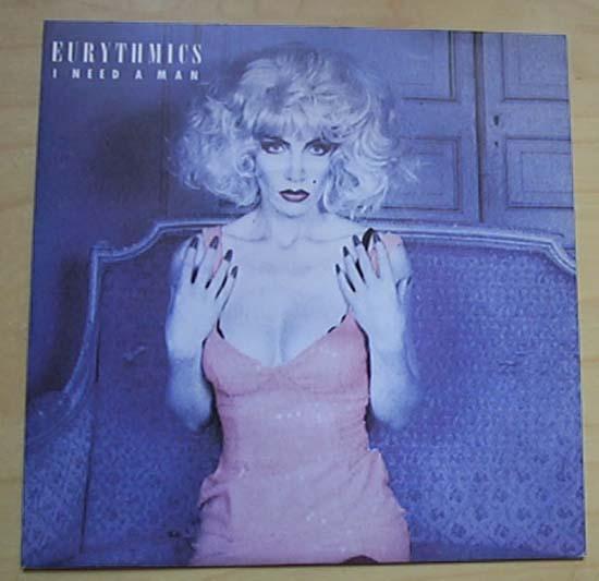EURYTHMICS - I Need A Man Single