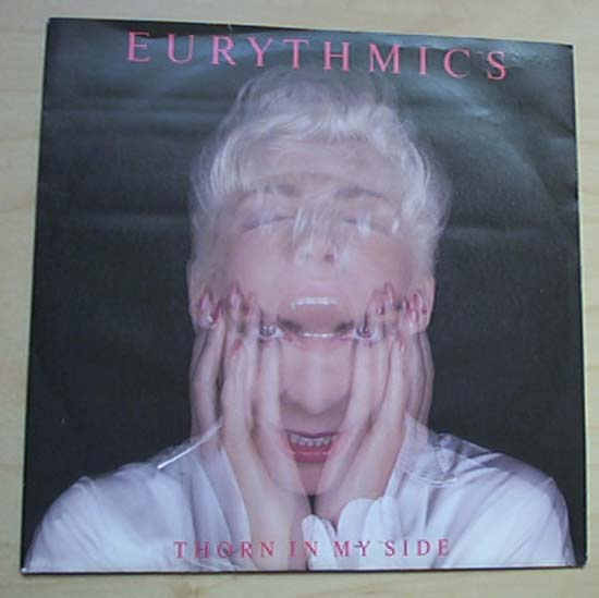 EURYTHMICS - Thorn In My Side CD