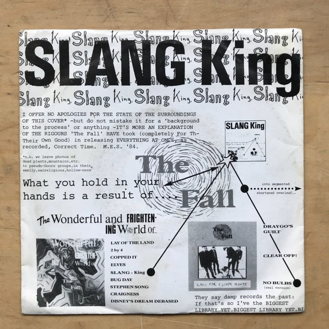 FALL - SLANG KING