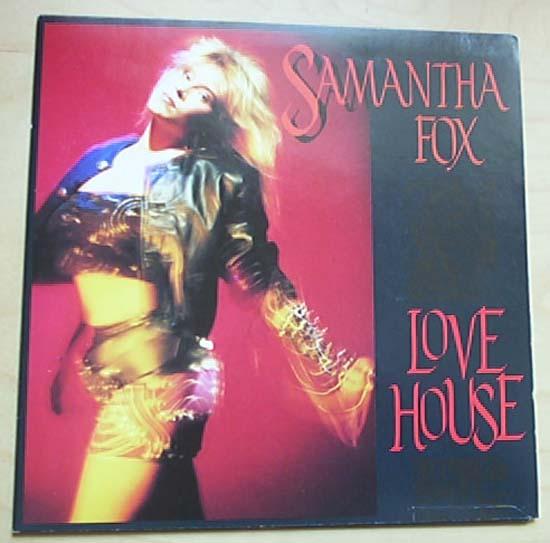 SAM FOX - LOVE HOUSE