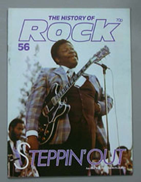B B KING - HISTORY OF ROCK 56