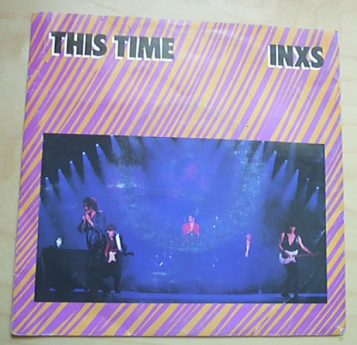 INXS - This Time Album