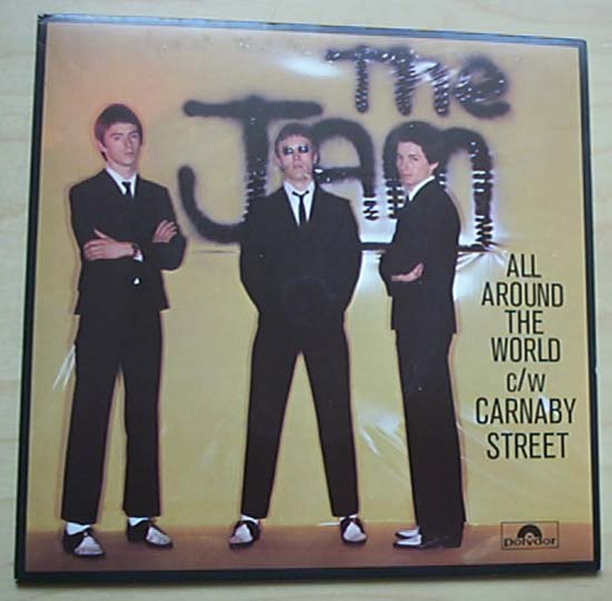 JAM - All Around The World LP
