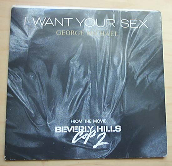 GEORGE MICHAEL - I Want Your Sex Record