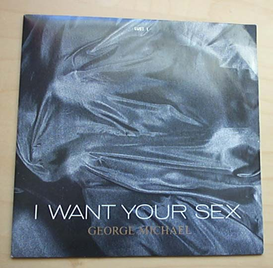 GEORGE MICHAEL - I Want Your Sex Album