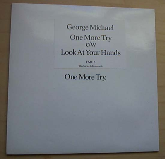 GEORGE MICHAEL - One More Try Album