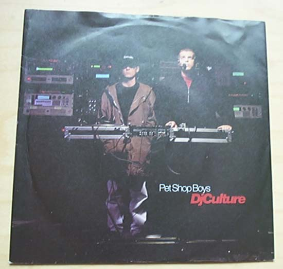 PET SHOP BOYS - Dj Culture Album
