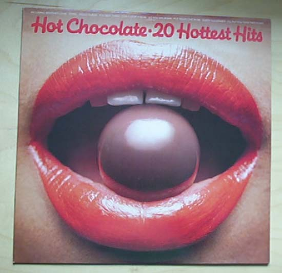 HOT CHOCOLATE 20 HOTTEST HITS