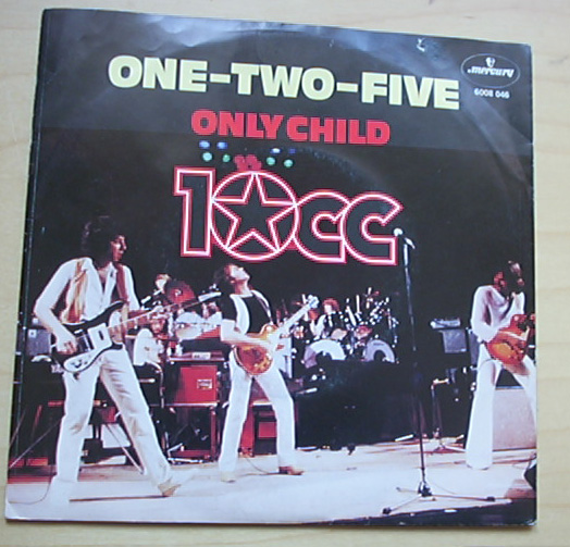 10CC - ONE TWO FIVE